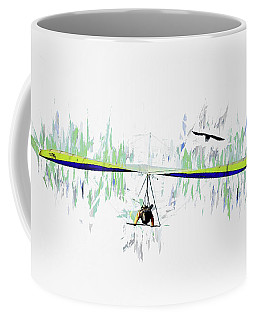 Hang Gliding Nbr 5 Coffee Mug