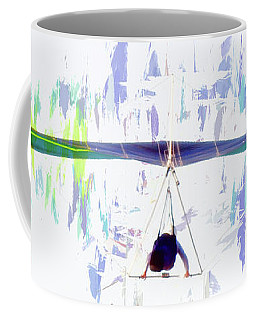 Hang Gliding Nbr 8 Coffee Mug
