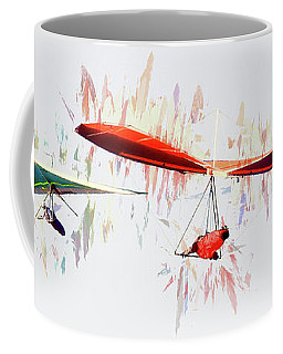 Hang Gliding Nbr 9 Coffee Mug