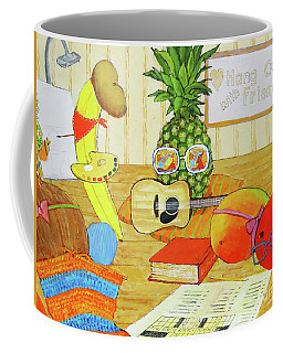 Hang Out With Friends Coffee Mug