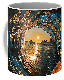 Hang Ten In Tofino Coffee Mug