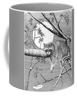 Hangin' Around Coffee Mug by Lawrence Tripoli