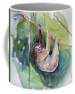 Hangin' In There Coffee Mug