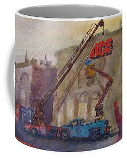 Hanging Ace #1 Coffee Mug