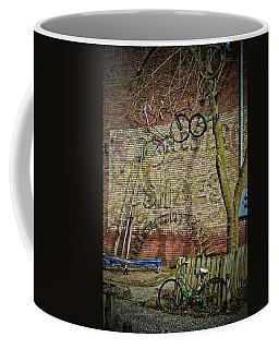 Hanging Bikes Coffee Mug