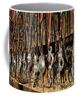Hanging Bits Coffee Mug