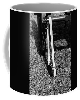 Coffee Mug featuring the photograph Hanging Canteen by Doug Camara