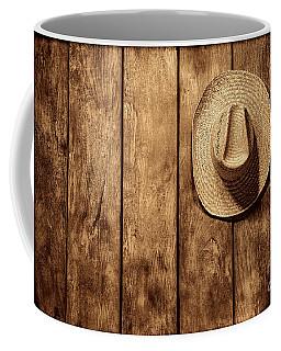 Hanging My Hat Coffee Mug