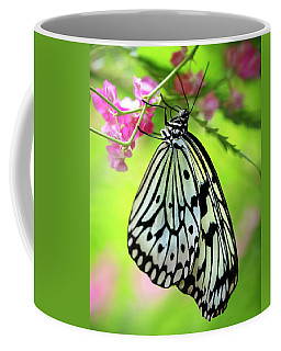 Hanging On  Coffee Mug