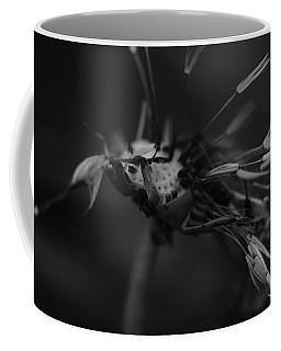 Hanging On Coffee Mug
