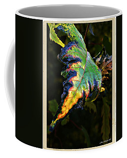 Coffee Mug featuring the photograph Hanging Out by Joan  Minchak
