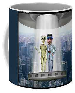 Coffee Mug featuring the photograph Hanging With G 2 by Mike McGlothlen