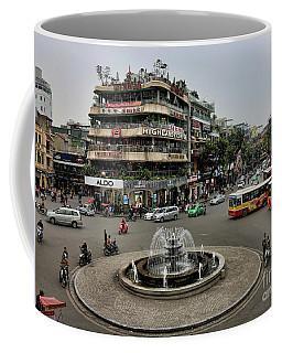 Hanoi French Quarter I Coffee Mug by Chuck Kuhn