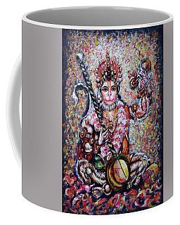 Hanuman - Ecstatic Joy In Rama Kirtan Coffee Mug