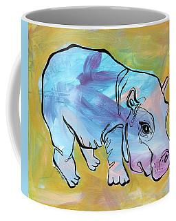Happily Hippo Coffee Mug