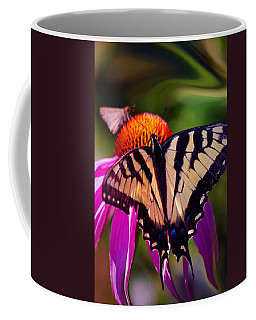 Happiness In Our Own Gardens... Coffee Mug