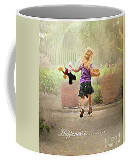 Happiness Is ... Coffee Mug