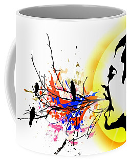 Happiness Must Be Born Within Us 1 Coffee Mug