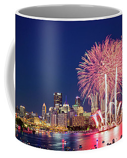 Happy 4th  Coffee Mug