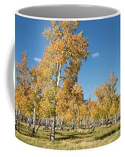 Happy Aspen Grove Coffee Mug