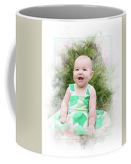Happy Baby Coffee Mug
