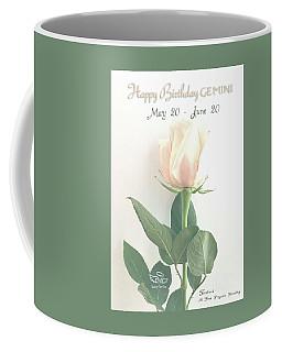 Happy Birthday Gemini Coffee Mug