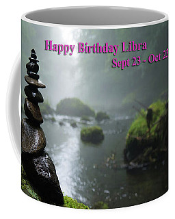 Happy Birthday Libra Coffee Mug