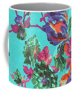 Happy Blooms Coffee Mug