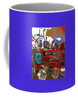 Happy Chanukah Coffee Mug