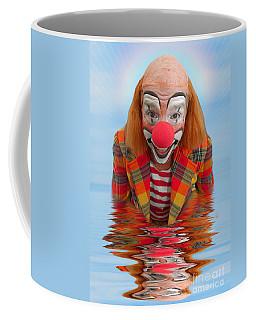 Happy Clown A173323 5x7 Coffee Mug