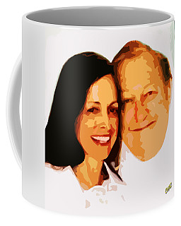 Happy Couple Coffee Mug