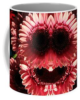 Happy Daisies Are Here Again Coffee Mug