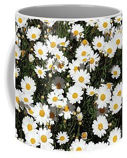 Happy Daisies- Photography By Linda Woods Coffee Mug