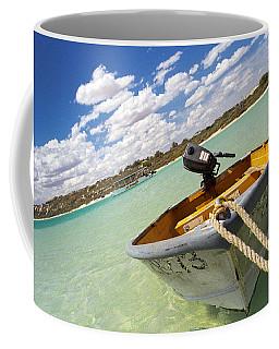 Happy Dinghy Coffee Mug