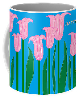 Happy Easter 1 Coffee Mug