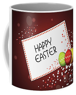 Happy Easter Card 1 Coffee Mug