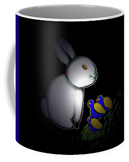 Happy Easter Coffee Mug by Latha Gokuldas Panicker
