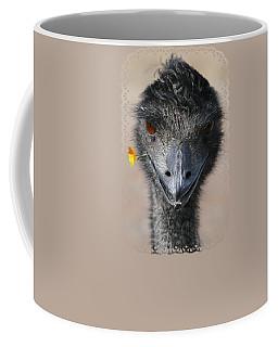 Happy Emu Coffee Mug