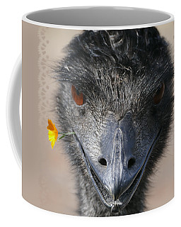 Happy Emu Coffee Mug