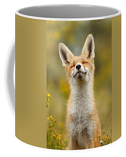 Happy Fox Coffee Mug