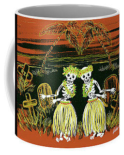 Happy Halloween Dance Coffee Mug