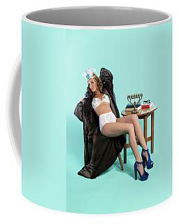 Happy Hanukkah 2 Coffee Mug by Lisa Piper