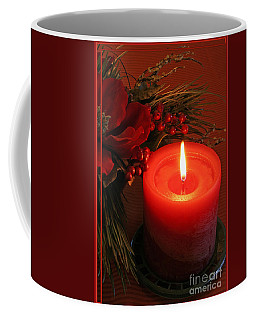 Happy Holidays #1 Coffee Mug by Teresa Zieba