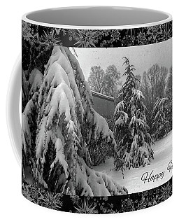 Coffee Mug featuring the photograph Happy Holidays by Robert G Kernodle