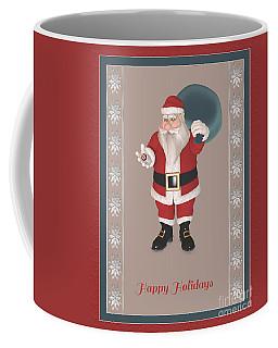 Happy Holidays To All Coffee Mug