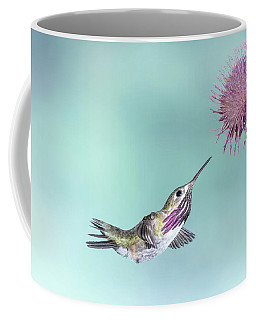 Happy Hummer Coffee Mug