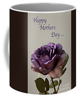 Happy Mothers Day No. 2 Coffee Mug by Sherry Hallemeier