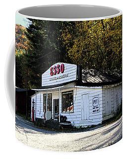 Happy Motoring Coffee Mug by Dale R Carlson