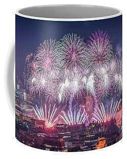 Happy New Year 2018 Coffee Mug