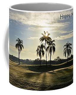 Happy New Year 2018 Coffee Mug